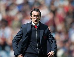 Arsenal manager Unai Emery - Mandatory by-line: Jack Phillips/JMP - 12/05/2019 - FOOTBALL - Turf Moor - Burnley, England - Burnley v Arsenal - English Premier League
