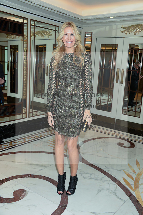 MELISSA ODABASH at Fashion For The Brave at The Dorchester, Park Lane, London on 8th November 2013.