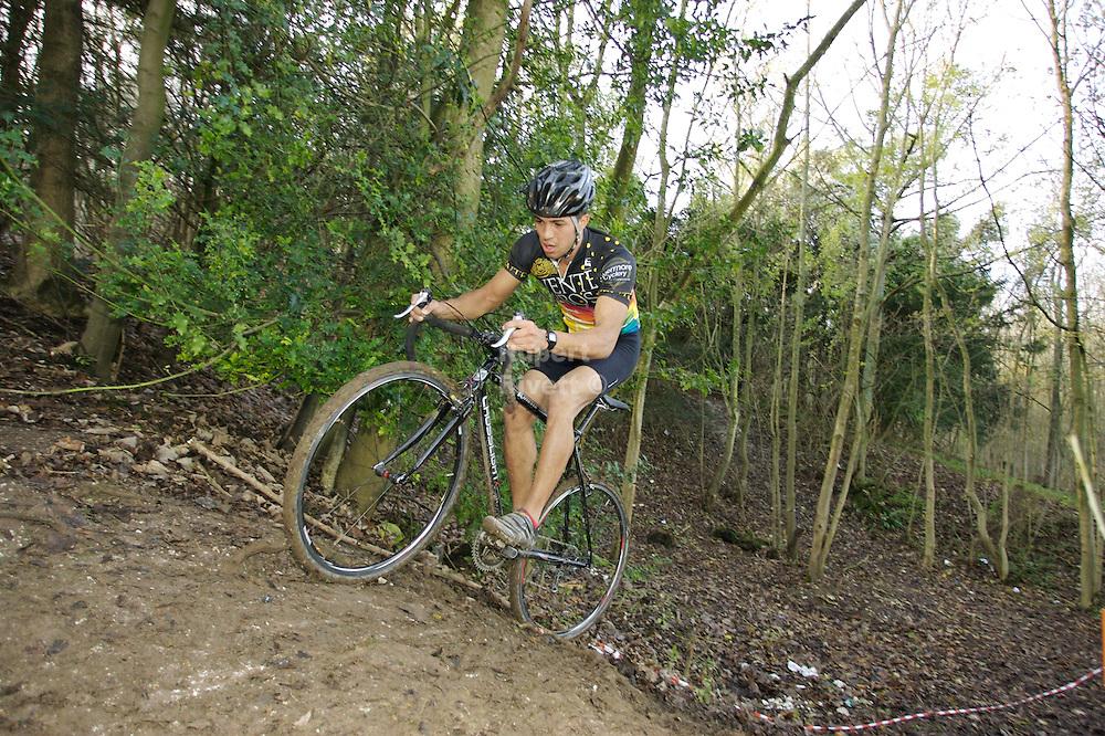 London Cyclocross League at Stanmar Park Brighton.