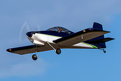 Van's Aircraft RV-7 (N611SE) taking off from Palo Alto Airport (KPAO), Palo Alto, California, United States of America