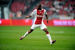 25-04-2010 VOETBAL: AJAX - FEYENOORD: AMSTERDAM<br /> De eerste wedstrijd in de bekerfinale is gewonnen door Ajax met 2-0 / Eyong Enoh<br /> ©2009-WWW.FOTOHOOGENDOORN.NL