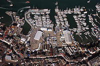Cowes marina, Isle of Wight