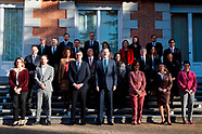 021820 King Felipe Vi attends a Cabinet Meeting held at the Zarzuela Palace