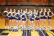 FIU Volleyball Team Photo 2011. Photo was taken at the US Century Bank Arena at FIU.  August 24, 2011.