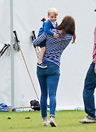 Prince George & Kate Playtime