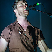 """Washington, DC - June 6, 2017 - Royal Blood performs at 930 Club in support of their 2017 release, """"How Did We Get So Dark?"""".  (Photo by Richie Downa)"""
