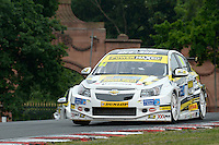 #84 Kelvin Fletcher GBR Power Maxed Racing Chevrolet Cruze  during first practice for the BTCC Oulton Park 4th-5th June 2016 at Oulton Park, Little Budworth, Cheshire, United Kingdom. June 04 2016. World Copyright Peter Taylor/PSP.