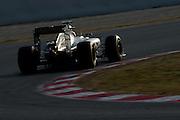 February 19-22, 2015: Formula 1 Pre-season testing Barcelona : Daniel Ricciardo (AUS), Red Bull-Renault