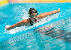 Ana Pratljacic competes in 400m Medley during Slovenian Swimming National Championship 2014, on August 2, 2014 in Ravne na Koroskem, Slovenia. Photo by Vid Ponikvar / Sportida.com