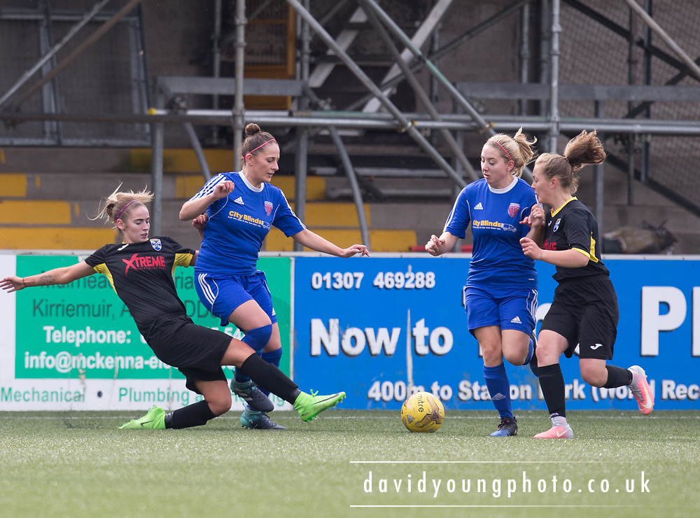 24/09/2017 - Forfar Farmington v East Fife in SWPL 2 at Station Park, Forfar, Picture by David Young -
