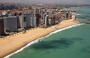 Fortaleza_CE, Brasil...Imagens aereas da cidade de Fortaleza, Ceara. Geral da Praia de Mucuripe...Aerial view of Fortaleza, Ceara. In this photo Mucuripe beach...Foto: BRUNO MAGALHAES / NITRO