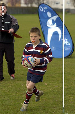 Gloucester Premier Rugby Camp, at Pates Grammar School