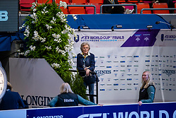 Winter-Schulze Madeleine, GER<br /> LONGINES FEI World Cup™ Finals Gothenburg 2019<br /> © Dirk Caremans<br /> 05/04/2019