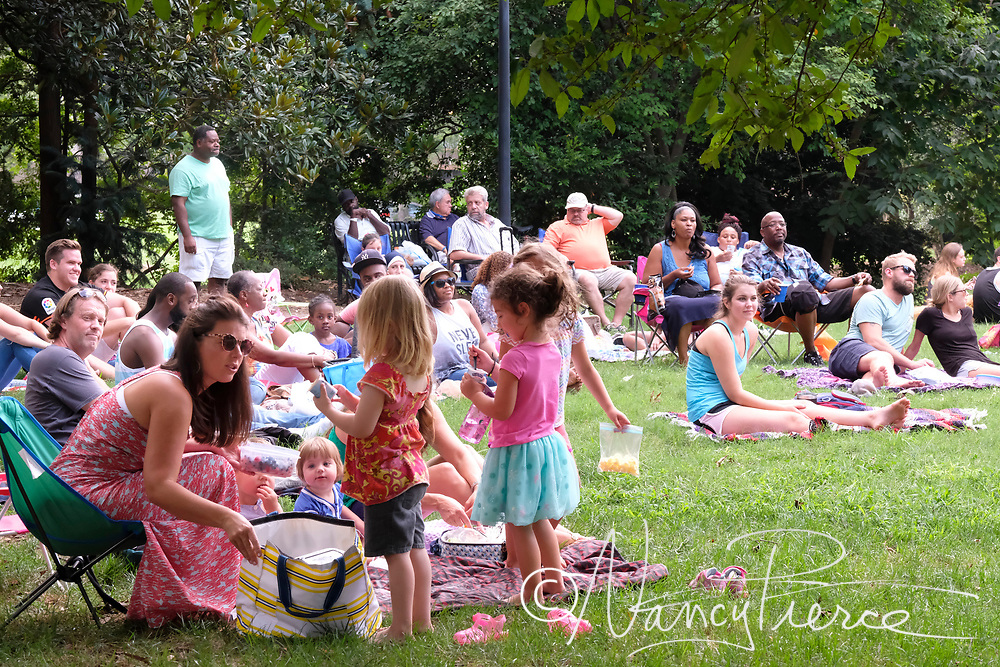Fourth Ward Park  Sunday Picnic in the park with live music.