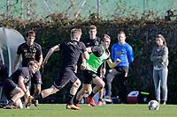 *Jonas Svensson* of AZ Alkmaar, *Joris van Overeem* of AZ Alkmaar, *Fredrik Midtsjo* of AZ Alkmaar, Thijs Oosting