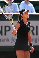 Ana IVANOVIC  - 04.06.2015 - Jour 12 - Roland Garros 2015<br />Photo : Nolwenn Le Gouic / Icon Sport *** Local Caption ***