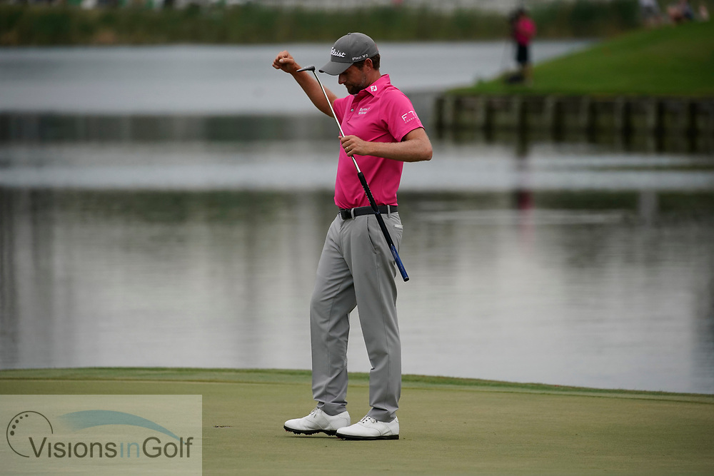 Webb Simpson<br /> On the final day<br /> THE PLAYERS Championship 2018<br /> <br /> Golf Pictures by Mark Newcombe/visionsingolf.com