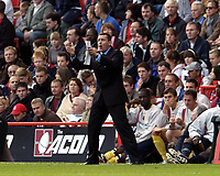 Photo: Olly Greenwood.<br />Charlton Athletic v Watford. The Barclays Premiership. 21/10/2006. Watford manager Adrian Boothroyd.