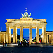 Brandenburg Gate / Berlin, Germany