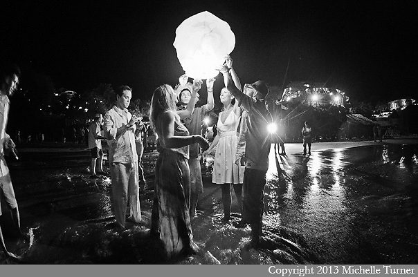 Arianne and Massimo's Sayulita wedding.  Images by Sayulita Wedding Photographer Michelle Turner.