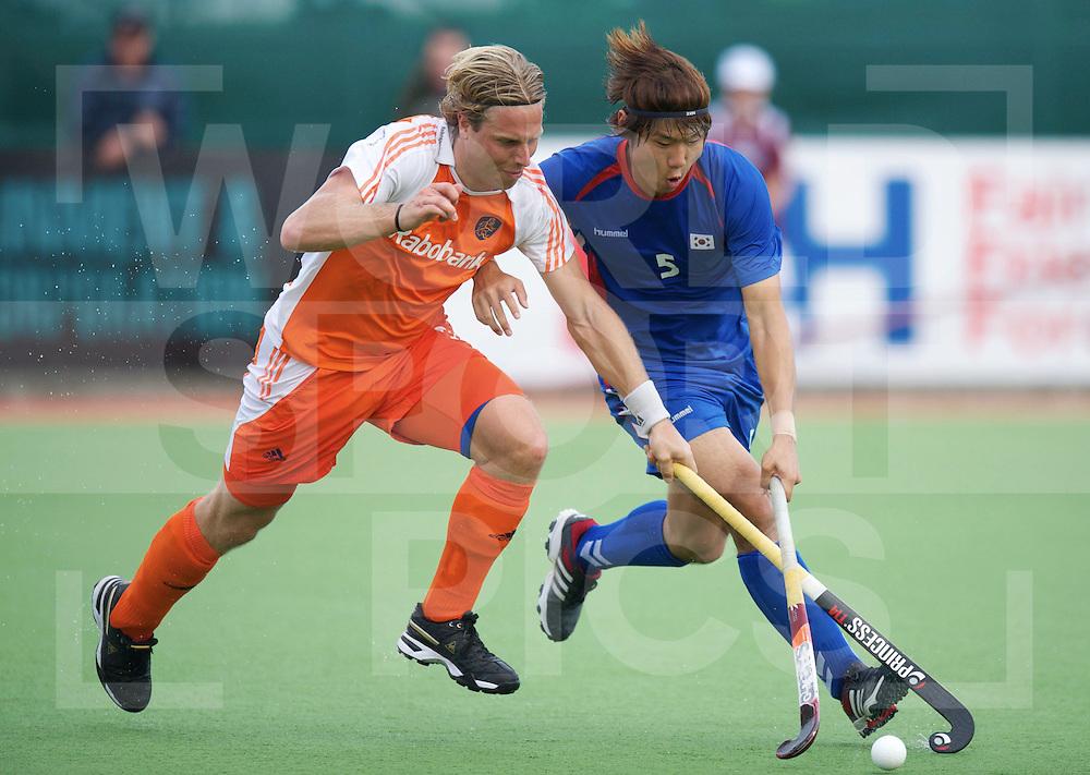 AUCKLAND - Champions Trophy men.Netherlands v Korea.foto: Roderick Weusthof..FFU Press Agency  COPYRIGHT FRANK UIJLENBROEK..