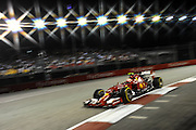 September 18-21, 2014 : Singapore Formula One Grand Prix - Kimi Raikkonen (FIN), Ferrari