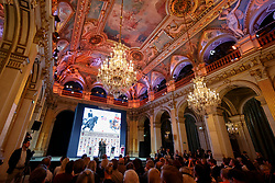 City Hall of Paris, Paris Hôtel de Ville<br /> LONGINES FEI World Cup™ Finals Paris 2018<br /> © Hippo Foto - Stefan Lafrentz<br /> 11/04/2018