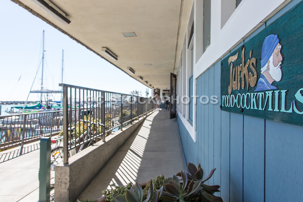 Turk's Restaurant and Bar at the Dana Point Harbor