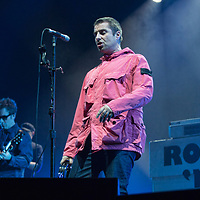 Liam Gallagher in concert at the SSE Hydro, Glasgow, Scotland, Britain 5th December 2017