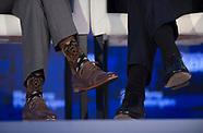 Justin Trudeau & his socks - 21 Sep 2017