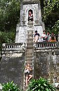 Laos. Vientiane Prefecture. Buddha Park (Wat Xieng Khuan).