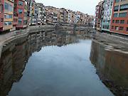 Spanish housing project, Girona, Catlania, Spain September 2004