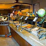 Hollywood Casino interior photographs