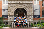 Incoming medical students in the UW School of Medicine-GU Regional Health Partnership. (GU photo)