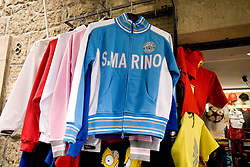 Shops  in San Marino, on October 13, 2009, in San Marino,  San Marino.  (Photo by Vid Ponikvar / Sportida)