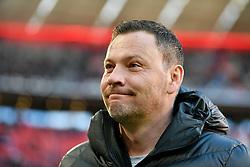 23.02.2019, Allianz Arena, Muenchen, GER, 1. FBL, FC Bayern Muenchen vs Hertha BSC, 23. Runde, im Bild Vor Spielbeginn: Trainer Coach Pal Dardai Hertha BSC Berlin // during the German Bundesliga 23th round match between FC Bayern Muenchen and Hertha BSC at the Allianz Arena in Muenchen, Germany on 2019/02/23. EXPA Pictures &copy; 2019, PhotoCredit: EXPA/ Eibner-Pressefoto/ Weber<br /> <br /> *****ATTENTION - OUT of GER*****