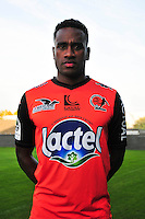 Cesar Zeoula - 17.09.2014 - Photo officielle Laval - Ligue 2 2014/2015<br /> Photo : Philippe Le Brech / Icon Sport