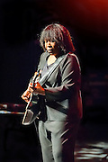 Joan Armatrading performing at SOPAC in South Orange, NJ.