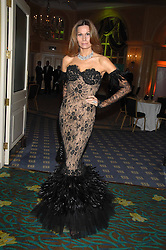 Fashion designer ISABELL KRISTENSEN at the Boodles Big Bash in support of The Outward Bound Trust held at The Hilton, Park Lane, London on 22nd February 2007.<br /><br />NON EXCLUSIVE - WORLD RIGHTS