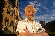A portrait of Dr John Mulvey, of the Nuclear Physics Laboratory in Oxford, in the summer of 1994 in Oxford, England.