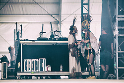 Goat perform at The Bonnaroo Music and Arts Festival - 6/15/14