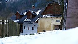 CZECH REPUBLIC VYSOCINA SVOJANOV 1JAN15 - Picturesque village of Svojanov during the winter in Vysocina, Czech Republic.<br /> <br /> jre/Photo by Jiri Rezac<br /> <br /> &copy; Jiri Rezac 2015