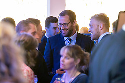 Wilhelm van Der Sluys - Ryan Hiscott/JMP - 06/08/2018 - RUGBY - Sandy Park - Exeter, England - Exeter Chiefs Season Launch Dinner