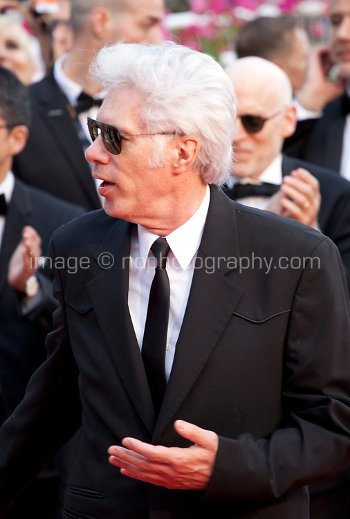 Director Jim Jarmusch at the Opening Ceremony and The Dead Don't Die gala screening at the 72nd Cannes Film Festival Tuesday 14th May 2019, Cannes, France. Photo credit: Doreen Kennedy