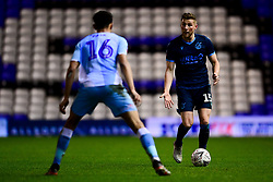 Alfie Kilgour of Bristol Rovers is marked by Josh Pask of Coventry City  Mandatory by-line: Ryan Hiscott/JMP - 14/01/2020 - FOOTBALL - St Andrews Stadium - Coventry, England - Coventry City v Bristol Rovers - Emirates FA Cup third round replay