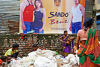 Inde, Bengale Occidental, Calcutta (Kolkata), la vie des rues // India, West Bengal, Kolkata, Calcutta, street life
