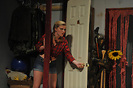 "Oxford High students rehearse for the play ""Tartuffe"" in Oxford, Miss. on Wednesday, April 17, 2013."
