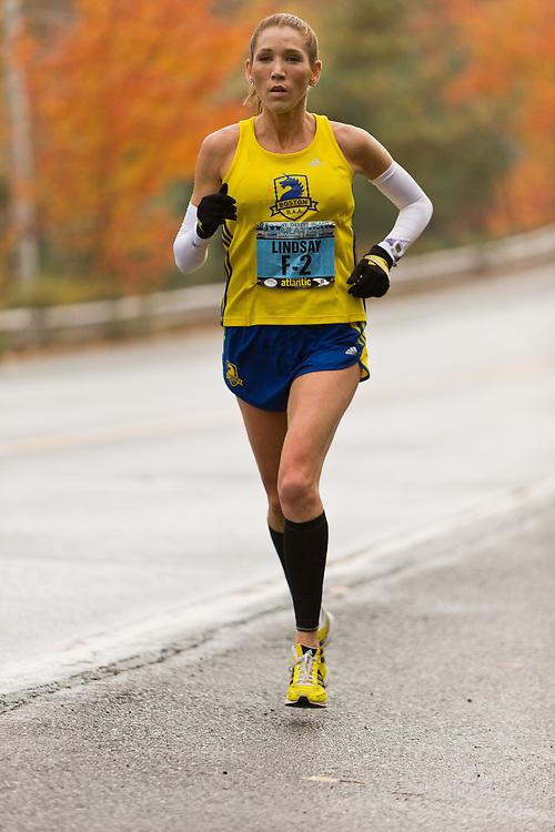 Mount Desert Island Marathon: Lindsay Willard