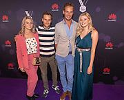 B. Amsterdam. Best Social Awards 2018. Op de foto: Marije Zuurveld