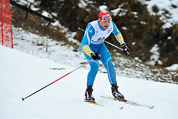 LUKYANENKO Vitaliy Guide: BABAR Borys, UKR at the 2014 IPC Nordic Skiing World Cup Finals - Long Distance